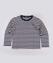 ZIDDY/スクールボーダーTシャツ/502637097