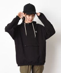 actuelselect/【Lee】LOOSE BUTTON-UP HOODIE/502702655