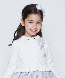 KUMIKYOKU KIDS/グログランリボン カチューシャ/502719801