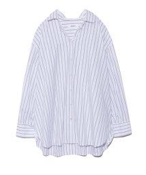 Mila Owen/メンズライクビックシャツ/502719909