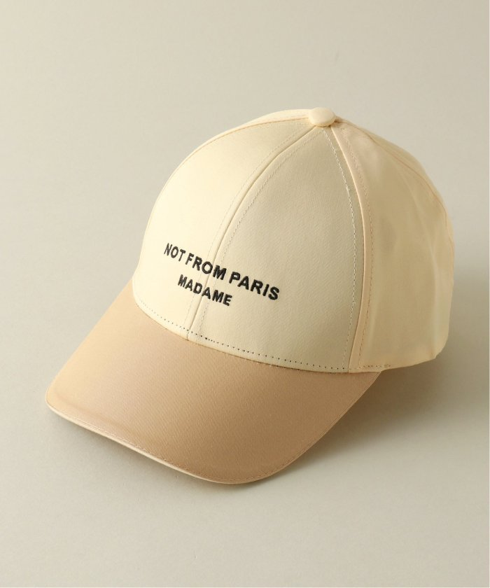 DROLE DE MONSIEUR Limited for relume/ 別注  NFPM キャップ