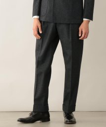 MACKINTOSH PHILOSOPHY/ウールフランネル 2TUCK TROUSERS/502399024
