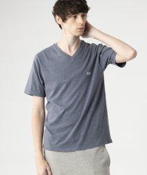 MACKINTOSH PHILOSOPHY/【WEB限定】MPロゴ Vネックプルオーバー Tシャツ/502571572