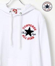 LAZAR/CONVERSE/コンバース サガラワンポイント刺繍プルオーバーパーカー/502647489