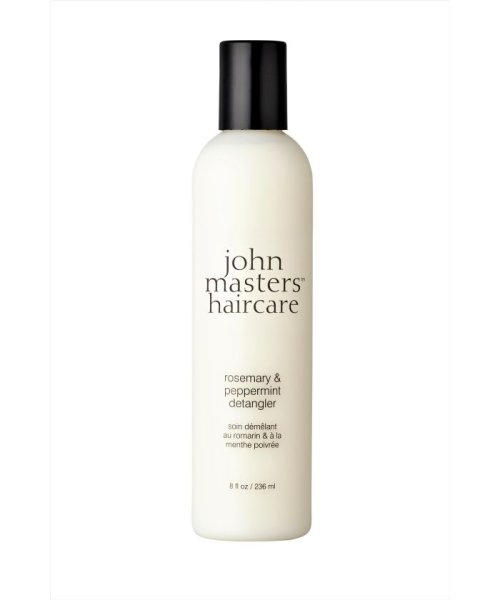 John Masters Organics(ジョンマスターオーガニック)/【国内正規品】Rosemary & Peppermint Detangler 8 fl oz  236 ml HAIRCARE/RMDWF
