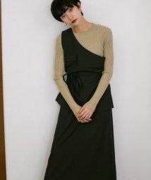 KBF/ワンショルトップスSETスカート/502721406