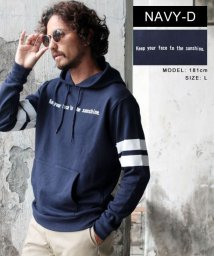 THE CASUAL/(バイヤーズセレクト)Buyer's Select プリントプルパーカー/502721761