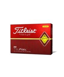 Titleist/タイトリスト/19 TRUFEEL YELLOW/502723171