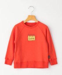 SHIPS KIDS/THE DAY:【SHIPS KIDS別注】刺繍 スウェット(100~130cm)/502723436