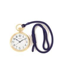 BEAMS MEN/SEIKO / 国産鉄道時計90周年記念限定 懐中時計/502723866