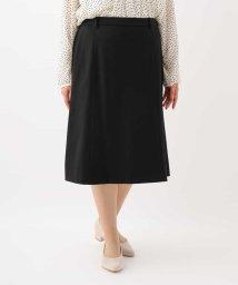 eur3/【大きいサイズ】【ジャケットスーツ】ひざ丈台形スカート/502699202