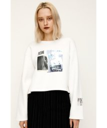 SLY/THEME VISUAL SHORT SW TOPS/502724145