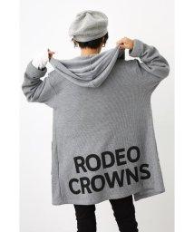 RODEO CROWNS WIDE BOWL/ニットライク 裏起毛 ガウン/502724187