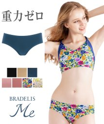 BRADELIS Me/Loveme Nudie Magic Panty・Bikini/501902524