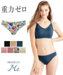 BRADELIS Me/Loveme Nudie Magic Panty・Thong/501902526