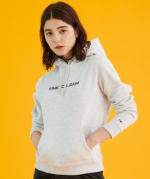TOMMY JEANS/ロゴ パーカー/502676768