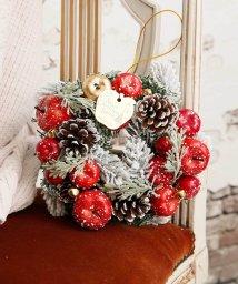 Afternoon Tea LIVING/クリスマスリースM/502685662