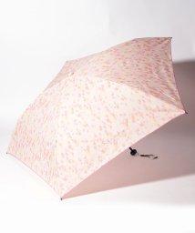 Afternoon Tea LIVING/水彩ドット柄晴雨兼用軽量折りたたみ傘 雨傘/502697010