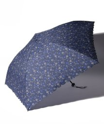 Afternoon Tea LIVING/小花柄晴雨兼用軽量折りたたみ傘 雨傘/502697012