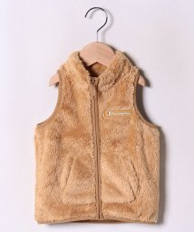 champion(kids)/【Champion】FLEECE VEST/502700044