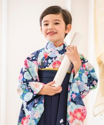 Catherine Cottage/簡単着付けの刺繍入り袴和装セット【2019年新作】/502725951