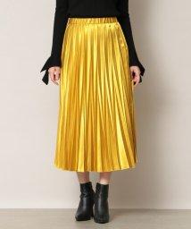 EPOCA THE SHOP/◆◆【EPOCA THE SHOP】カラーサテンプリーツスカート/502551313