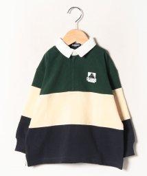 XLARGE KIDS/切り替えOGラガーシャツ/502713646
