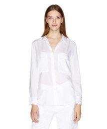BENETTON (women)/アウトポケットオーバーサイズシャツ・ブラウス/502721867