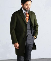 TOMORROWLAND MENS/ウール チェスターフィールドコート LORO PIANA STORM SYSTEM DOESKIN/502726782