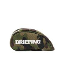 BRIEFING/【日本正規品】BRIEFING ゴルフ アイアンカバー ブリーフィング GOLF ヘッドカバー SEPARATE IRON COVER BRG193G60/502727086