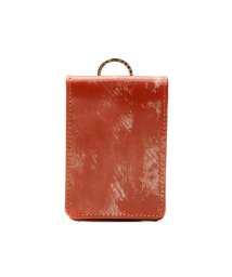 GLENROYAL/グレンロイヤル カードケース GLENROYAL BRIDLE LEATHER COLLECTION CARD CASE WITH RING 03-5924/502727099