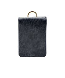 GLENROYAL/GLENROYAL グレンロイヤル LAKELAND BRIDLE COLLECTION CARD CASE WITH RING カードケース 03-5924/502727102