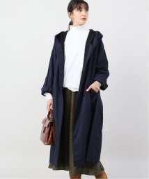 JOURNAL STANDARD relume/【SOIL/ソイル】HOODED LONG COAT WITH BELT:コート/502738308