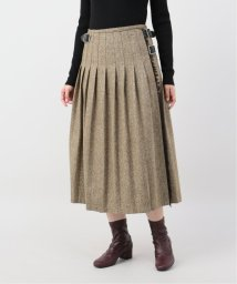 JOURNAL STANDARD relume/【O'NEIL OF DUBLIN/オニールオブダブリン】LOW WAIST PLEATS WRAP S:スカート/502738317