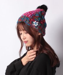 Desigual/ACCESSORIES FLAT KNIT HAT/502721183