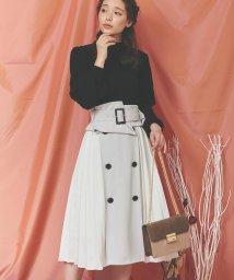 Noela/サイドプリーツスカート /502737550