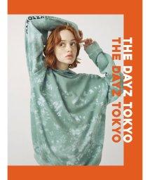 COTORICA./【THE DAYZ TOKYO】ユニセックス タイダイ柄ロゴパーカー/502738623