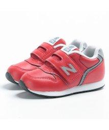 New Balance/ニューバランス New Balance ベビー キッズ スニーカー ブラック レッド ホワイト NB-IZ996L/502742818