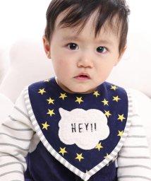 e-baby/天竺ボアパッチスタイ/502634020