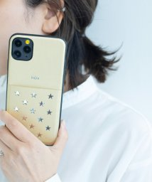 kajsa/〈Kajsa/カイサ〉Polka Star Pocket Backcase for iPhone11Pro・iPhone11ProMAX/ポルカスターポケットケ/502719779
