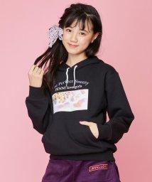 JENNI love/裏起毛フォトプリントパーカー/502743297