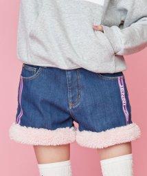 JENNI love/あったか裾ボアデニムショーパン/502743305
