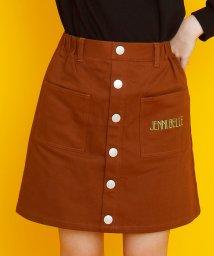 JENNI belle/裏起毛前ボタンスカート/502743410