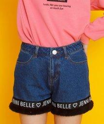 JENNI belle/裾ボアデニムショーパン/502743412