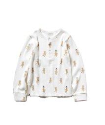 gelato pique Kids&Baby/【KIDS】テディベア kids ボーイズプルオーバー/502745207