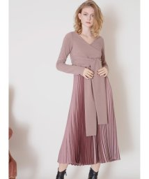 MIELIINVARIANT/Twist Sensu Pleat Dress/502746672