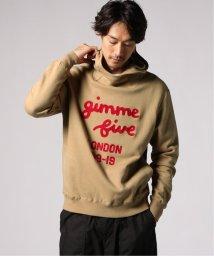 JOURNAL STANDARD/【Gimme Five / ギミーファイブ】CHAIN STITCH HOODY/502747215