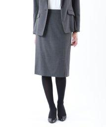 TRANSWORK/【セットアップ対応】【美Skirt】トロストライプストレッチスカート/502639863