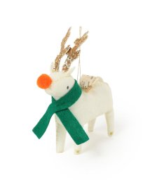 こどもビームス/Meri Meri / フェルト Reindeer クリスマス オーナメント/502690646