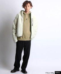 MARUKAWA/【KANGOL】カンゴール ビッグシルエット ミニロゴ刺繍 裏起毛 パーカー/502704811
